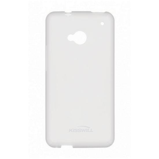 Kisswill TPU ochranný kryt pro Samsung G355 Galaxy Core2, bílý