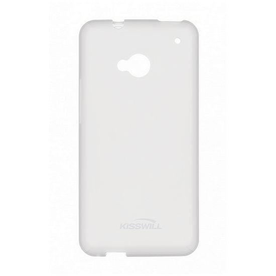 Kisswill TPU ochranný kryt pro Samsung S7580 Galaxy Trend, bílý