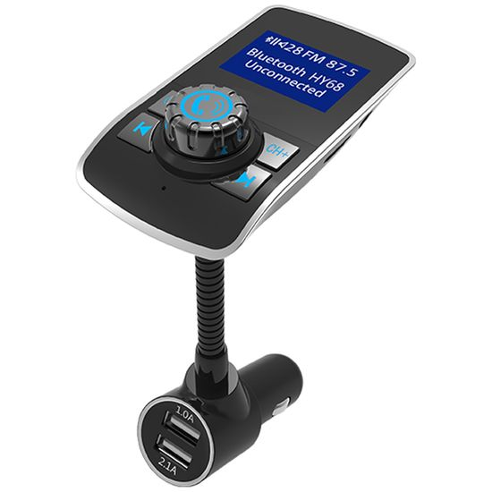 FM Transmitter, Bluetooth