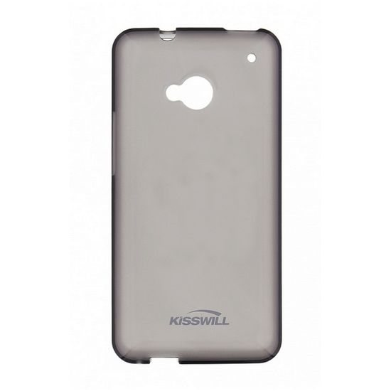 Kisswill TPU ochranný kryt pro Huawei G6, černý