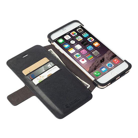 Krusell pouzdro FlipCase Malmö - Apple iPhone 6 plus 5.5, černá