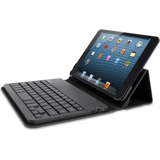 Belkin pouzdro s Bluetooth klávesnicí pro Apple iPad Mini, černá (F5L145eaBLK)