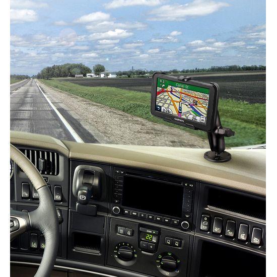 RAM Mounts držák na Garmin nuvi 40 do auta na palubní desku, skútr, atd. na šroubky nebo vruty, AMPS, sestava RAM-B-138-GA49U