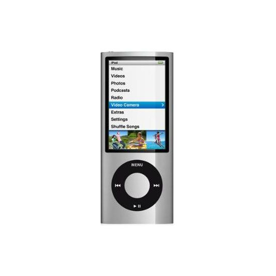 iPod Nano 5th - 8GB (stříbrná)