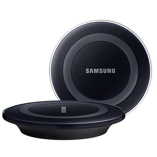 Samsung podložka EP-PG920MB pro bezdrátové nabíjení (2ks v balení), černá