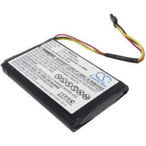 Baterie pro TomTom ONE Xl Traffic, XL Europe 31 Traffic, Li-ion 3,7V 1200mAh