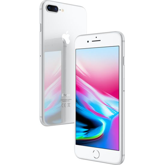 Apple iPhone 8 Plus 64GB stříbrný