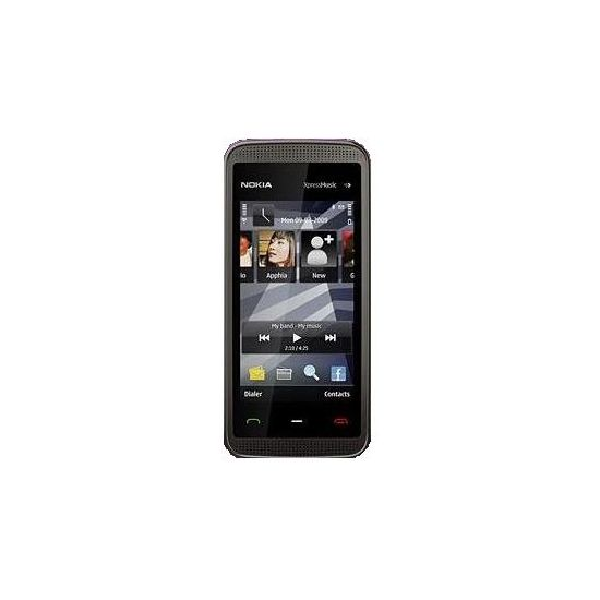 NOKIA 5530 XpressMusic Black Grey 2GB