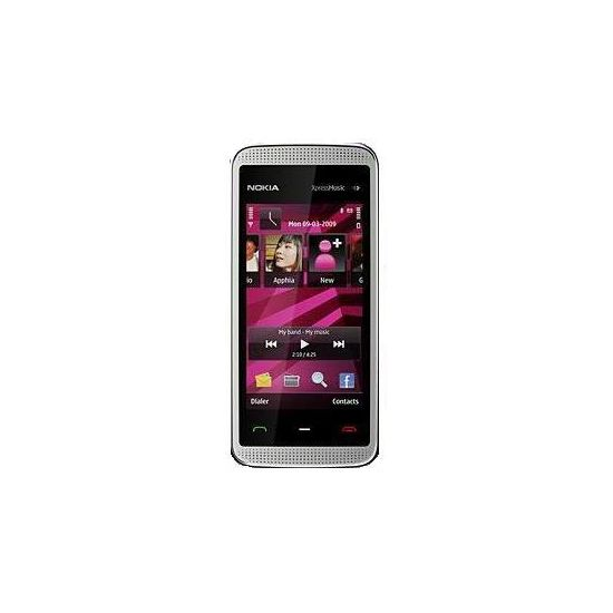 NOKIA 5530 XpressMusic Illuvial Pink 2GB