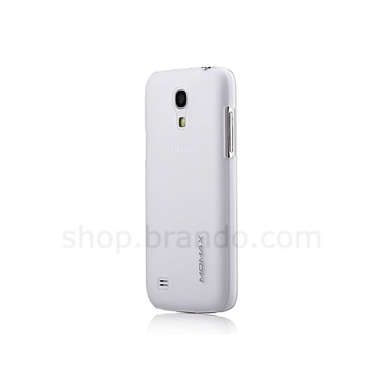 Brando ultra tenké pouzdro plastové pro Galaxy S4 mini, bílá