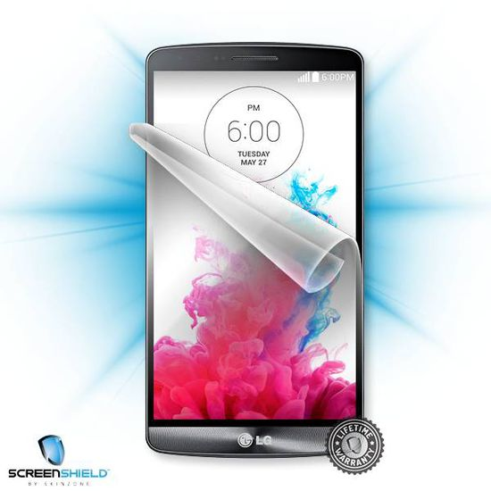 Fólie ScreenShield LG G3s D722 - displej