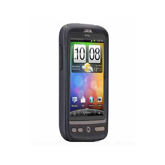 Case Mate pouzdro Tough Black/Gray pro HTC Desire
