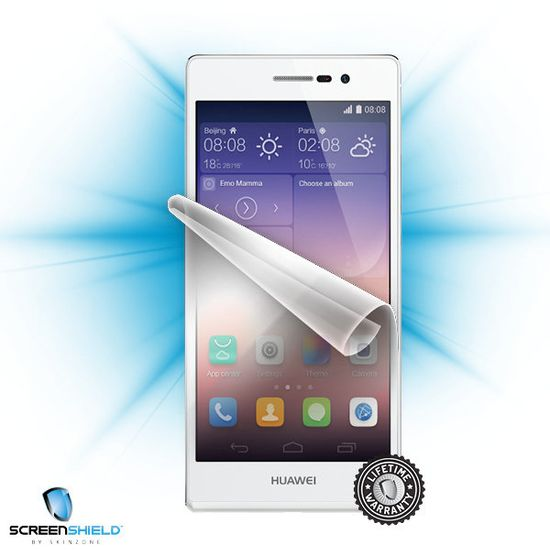 Fólie ScreenShield Huawei Ascend P7 - displej