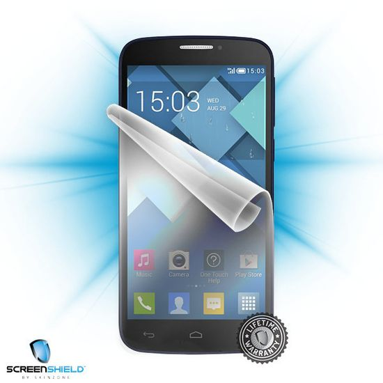 Fólie ScreenShield Alcatel ONETOUCH 7041D Pop C7 - displej