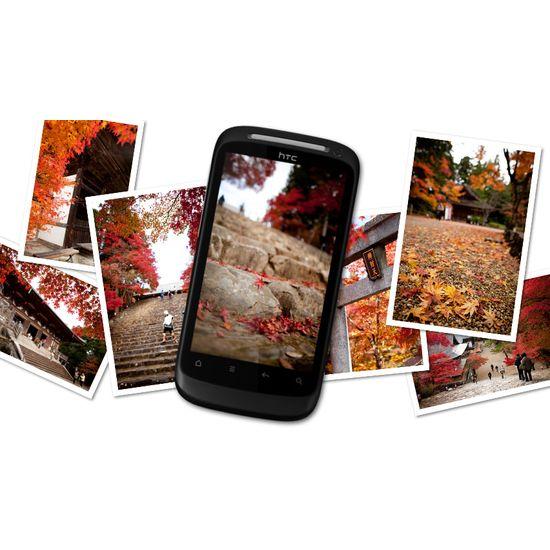 HTC Desire S + kolébka Kidigi