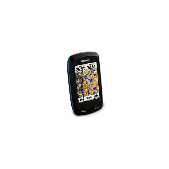 Garmin Edge 800 Blue Bundle - TOPO Czech 2010 + Cyklo Czech 2010 NT