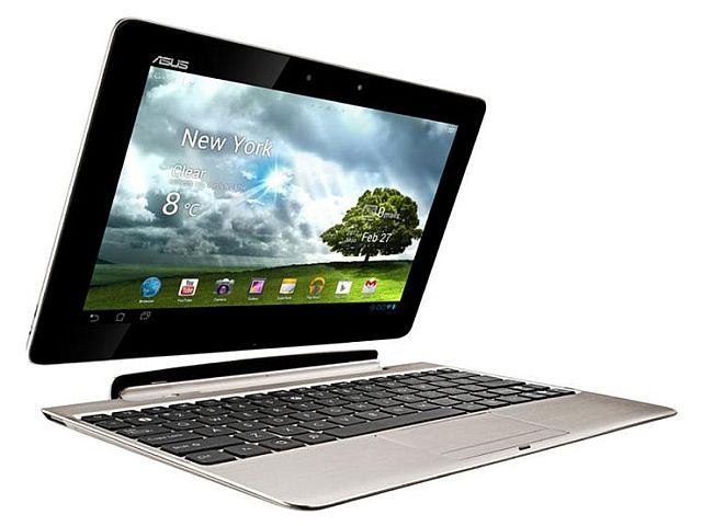 obsah balení Asus Eee Pad Transformer Infinity TF700T-1I086A 64GB + klávesnice