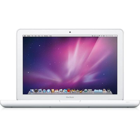 "MacBook 13"" White 2.26GHz/2GB/250GB/GeForce9400M/EN"