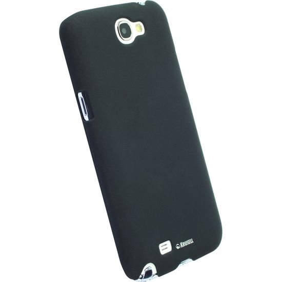 Krusell hard case - ColorCover - Samsung Galaxy Note II  (černá)