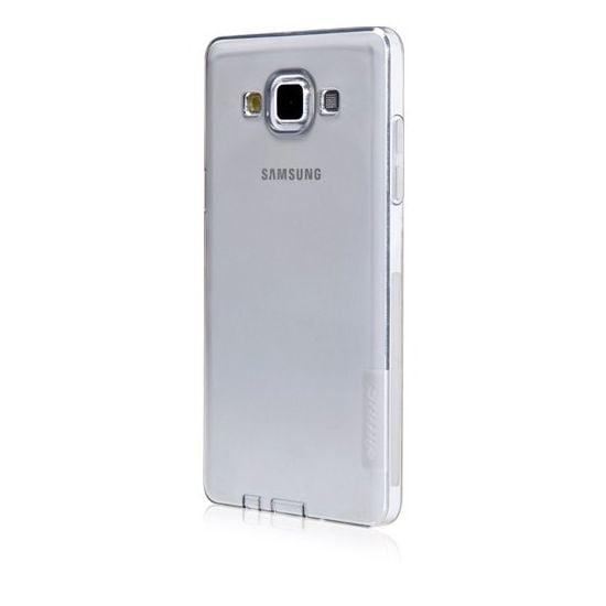 Nillkin Nature TPU Pouzdro Grey pro Samsung Galaxy A5