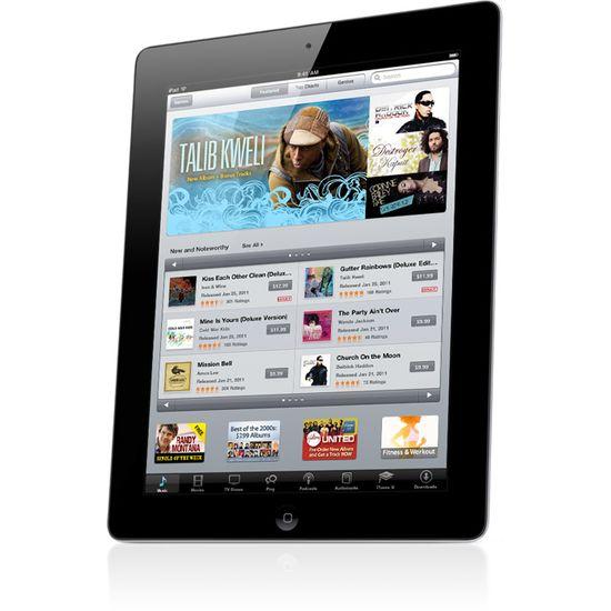Apple iPad 2 32GB Wi-Fi CZ černý