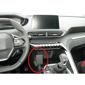Brodit ProClip montážní konzole pro Peugeot 3008/Peugeot 5008 SUV 17-18, na střed vlevo dolů