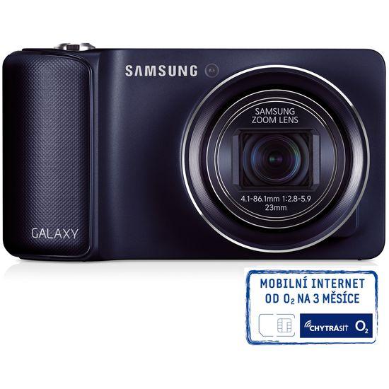 Samsung GC100 GALAXY Camera černá