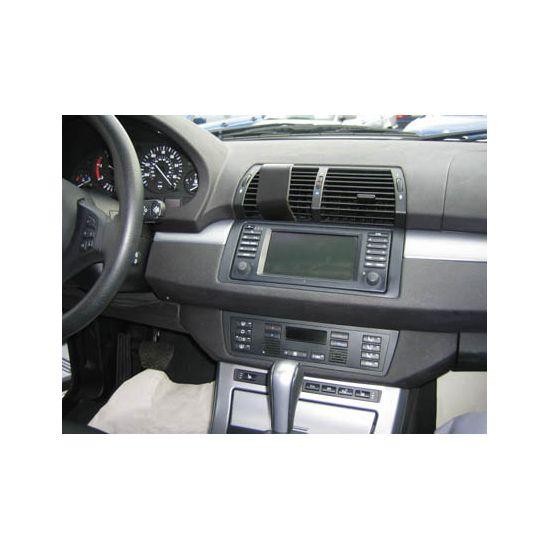 Brodit ProClip montážní konzole pro BMW X5 00-06, POUZE pro modely s tovární navigací, na střed
