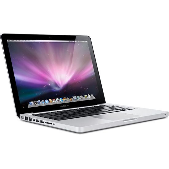 "MacBook Pro 13"" DC 2,4GHz/ 4GB/ 500GB/ HD3000/ EN"