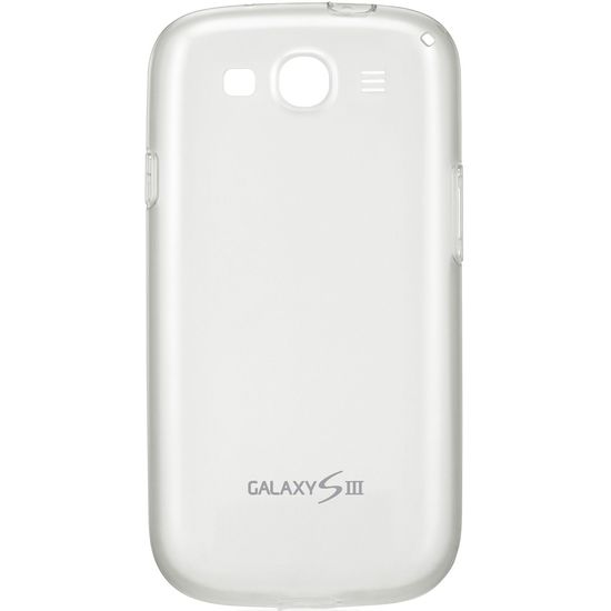 Samsung protective cover EFC-1G6WWE pro Galaxy S III (i9300), White