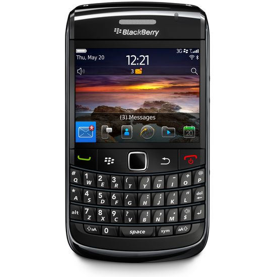 BlackBerry Bold 9780 Charcoal QWERTY