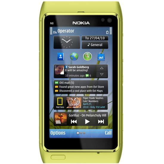 Nokia N8 Green