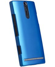 Krusell hard case - ColorCover - Sony Xperia S (modrá)