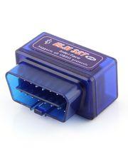 Automobilová diagnostická jednotka pro OBD II s Bluetooth, (ekv.ELM 327) pro Android a WP, modrá