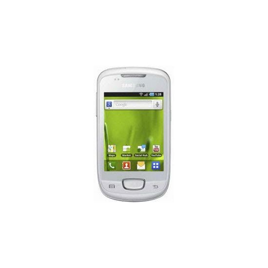 Samsung Galaxy mini S5570i Chic White