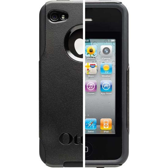 Otterbox - iPhone 4 Commuter černá barva