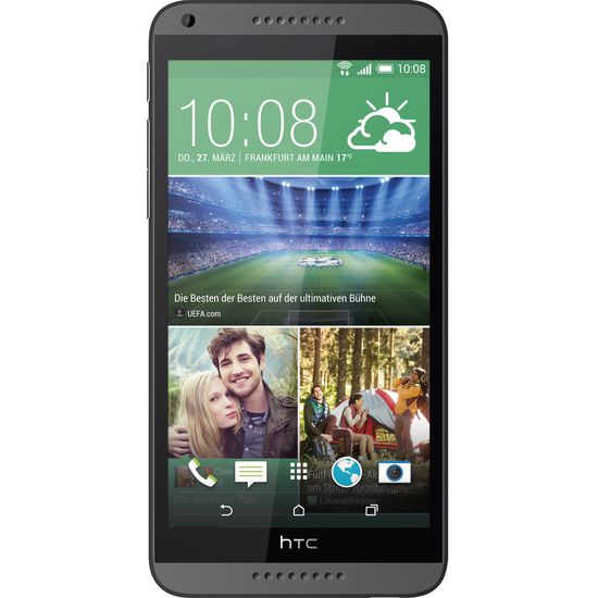 HTC Desire 816 (A5), Single Sim, šedý