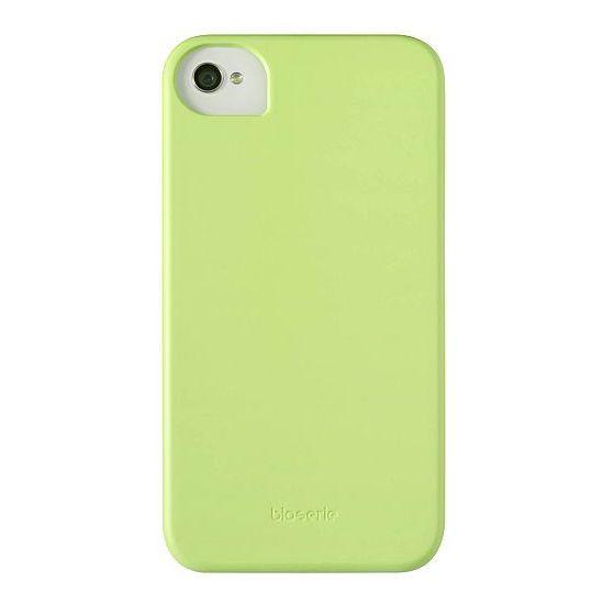 Krusell hard case - BioCover - Apple iPhone 4/iPhone 4S (světle zelená)