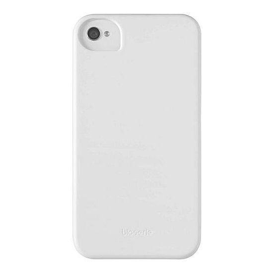 Krusell hard case - BioCover - Apple iPhone 4/iPhone 4S (bílá)