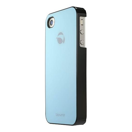 Krusell hard case - GlassCover - Apple iPhone 4/iPhone 4S (tyrkysová)